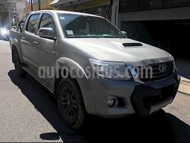 Foto venta Auto Usado Toyota Hilux 3.0 4x4 SRV TDi DC Cuero Aut (2015) color Plata Metalico precio $975.000