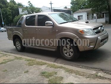 Foto venta Auto usado Toyota Hilux 3.0 4x4 SRV TDi DC Cuero (2005) color Beige precio $630.000