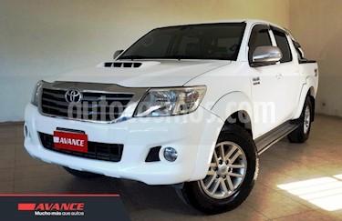 Foto venta Auto usado Toyota Hilux 3.0 4x4 SRV TDi DC (2012) color Blanco precio $849.000