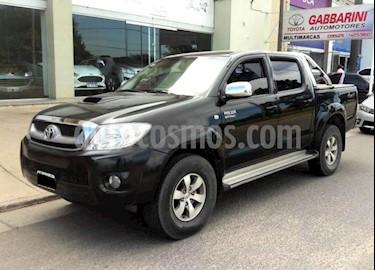 Foto venta Auto usado Toyota Hilux 3.0 4x4 SRV TDi DC (2011) color Negro precio $750.000