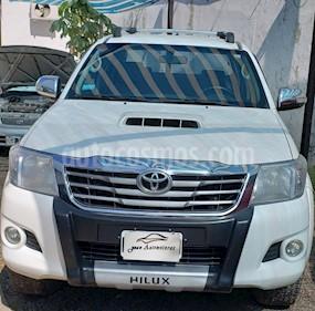 Foto venta Auto usado Toyota Hilux 3.0 4x4 SRV TDi DC (2012) color Blanco precio $1.100.000