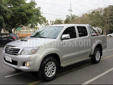 Foto venta Auto usado Toyota Hilux 3.0 4x4 SRV TDi DC (2014) color Gris precio $1.150.000