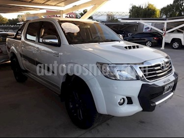 Foto venta Auto usado Toyota Hilux 3.0 4x4 SRV TDi DC (2015) color Blanco precio $1.082.400
