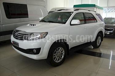 foto Toyota Hilux 3.0 4x4 SRV TDi DC usado (2012) color Blanco precio $500.000