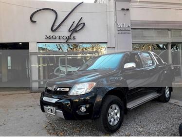 Foto venta Auto usado Toyota Hilux 3.0 4x4 SRV TDi DC (2007) color Negro precio $640.000
