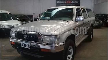Foto venta Auto usado Toyota Hilux 3.0 4x4 SRV TDi DC (2003) color Gris precio $459.000