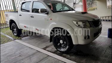 Toyota Hilux 3.0L TD 4x4 C-D SRV usado (2013) color Blanco precio u$s21,500