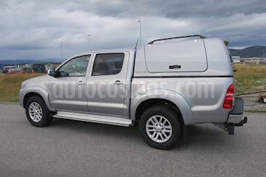 Foto venta Auto usado Toyota Hilux 3.0L TD 4x4 CD SRV Aut (2015) color Gris Oscuro precio u$s6,500