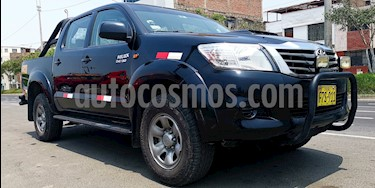 Foto venta Auto usado Toyota Hilux 3.0L TDi 4x4 CD (2013) color Negro precio u$s20,500