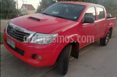 Toyota Hilux 4x4 Cabina Doble usado (2013) color Rojo precio $7.800.000
