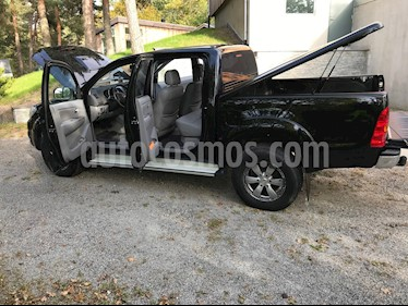Toyota Hilux 4x4 CD Diesel usado (2015) color Negro precio u$s5.900