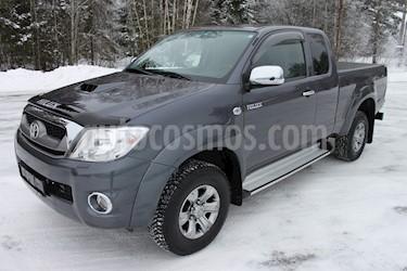 Toyota Hilux 4x4 CD usado (2014) color Negro precio u$s7.500