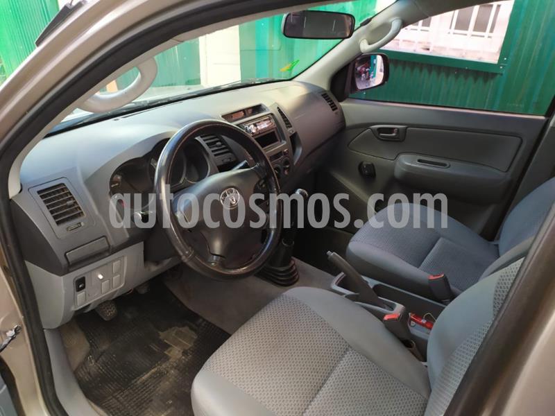 Toyota Hilux 2.5 4x2 DX Pack DC usado (2009) precio $980.000