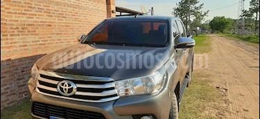 Toyota Hilux 2.8 4x2 SRV TDi DC usado (2016) color Gris precio $1.480.000