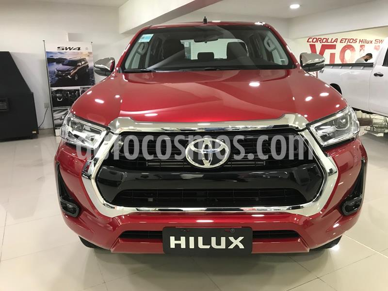 Toyota Hilux 4X2 Cabina Doble SRV 2.8 TDi Aut nuevo color A eleccion precio $3.553.700