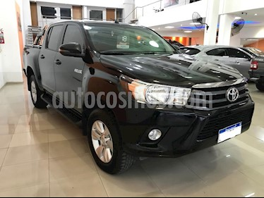 Foto Toyota Hilux 2.8 4x4 SR TDi DC usado (2018) color Negro precio $1.690.000