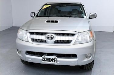 Toyota Hilux 3.0 4x4 SRV TDi DC usado (2008) color Gris Claro precio $750.000