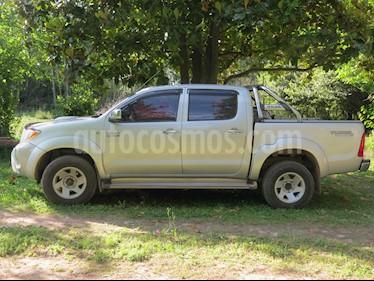 Toyota Hilux 3.0 4x2 SRV TDi DC usado (2006) color Gris precio $750.000