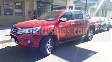 foto Toyota Hilux 2.8 4x4 SRX TDi DC usado (2017) color Rojo precio $1.000