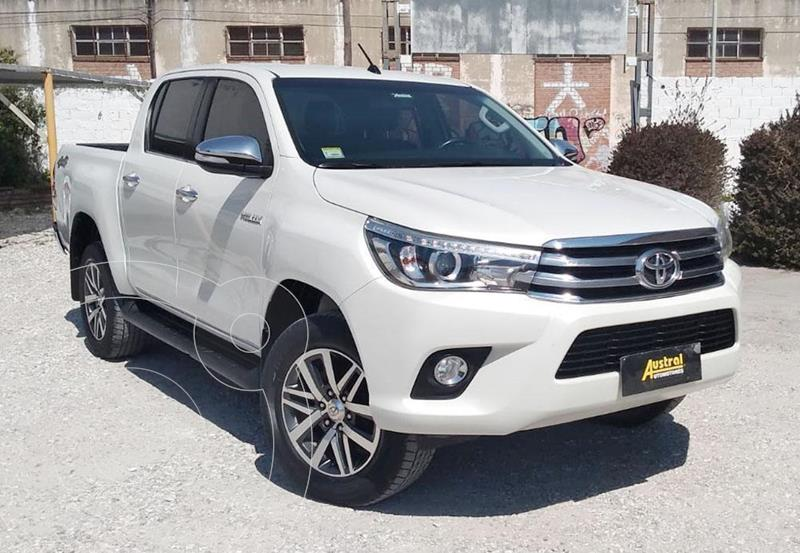 Foto Toyota Hilux 2.8 4x4 SRX TDi DC Aut usado (2016) color Blanco precio $3.600.000