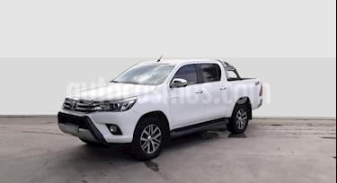 foto Toyota Hilux 2.8 4x4 SRV TDi DC usado (2016) color Blanco precio $1.690.000