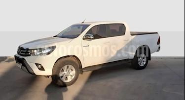 Toyota Hilux 2.8 4x2 SRV Pack TDi DC usado (2017) color Blanco precio $1.920.000