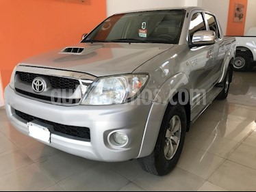 Toyota Hilux 3.0 4x2 SRV TDi DC usado (2010) color Gris Claro precio $985.000