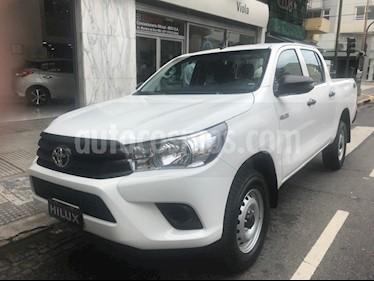 Toyota Hilux 2.4 4x2 DX TDi DC nuevo color Blanco precio $1.678.100