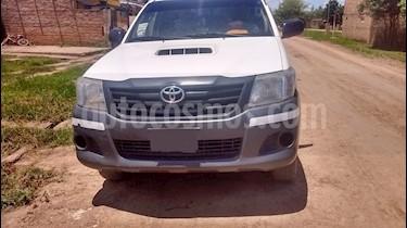 Toyota Hilux 2.5 4x2 DX SC usado (2012) color Blanco precio $950.000