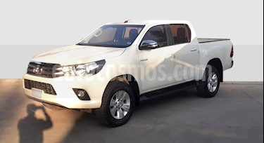 Toyota Hilux 2.8 4x4 SRV TDi DC usado (2016) color Blanco precio $2.100.000