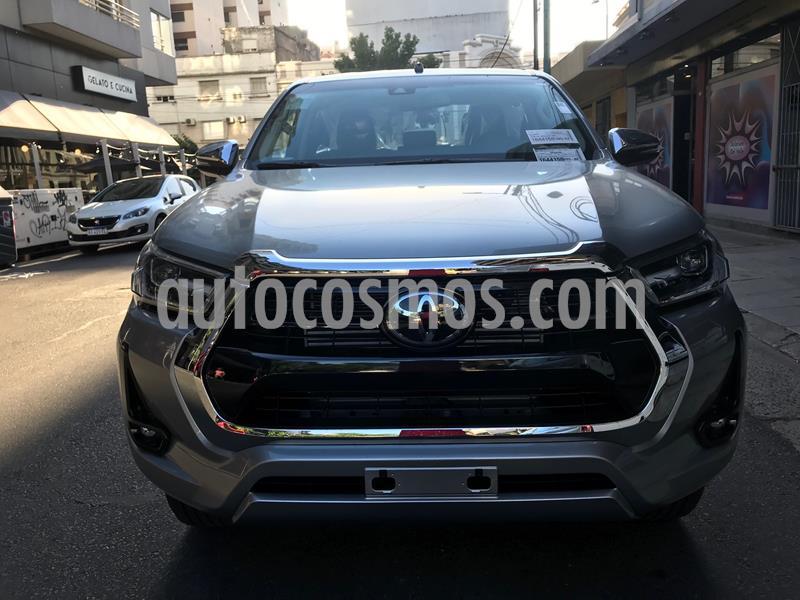 Toyota Hilux 4X4 Cabina Doble SRX 2.8 TDi Aut nuevo color A eleccion precio $4.500.300