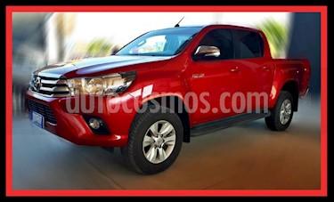 Toyota Hilux 2.8 4x2 SRV Pack TDi DC usado (2017) precio $1.890.000