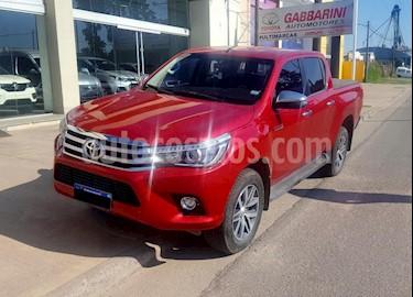 Toyota Hilux 2.8 4x2 SRX TDi DC Aut usado (2018) precio $1.750.000