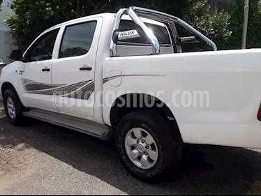 Toyota Hilux 3.0 4x4 SRV TD DC Limited usado (2006) color Blanco precio $280.000