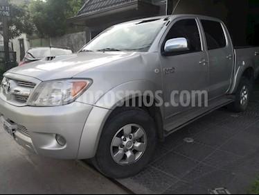 Foto Toyota Hilux 3.0 4x2 SRV  DC usado (2008) color Plata precio $590.000