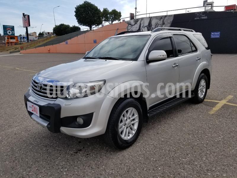 Toyota Hilux 2.7 4x2 SRV DC  usado (2013) color Beige precio $2.200.000