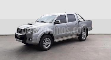 Foto Toyota Hilux 3.0 4x2 SR TDi DC usado (2015) color Gris Claro precio $1.320.000