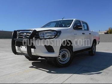 Foto venta Auto usado Toyota Hilux Cabina Doble Base (2017) color Blanco precio $310,000