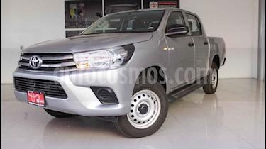 Foto venta Auto usado Toyota Hilux Cabina Doble Base (2019) color Plata precio $335,000