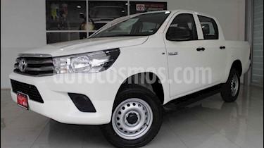 Foto venta Auto usado Toyota Hilux Cabina Doble Base (2019) color Blanco precio $330,000