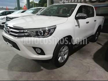 Foto venta Auto Seminuevo Toyota Hilux Cabina Doble Diesel 4X4 Aut (2018) color Blanco precio $520,000