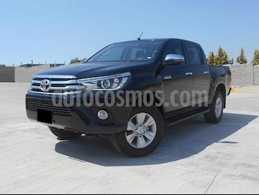 Foto venta Auto usado Toyota Hilux Cabina Doble Diesel 4X4 Aut (2018) color Negro precio $498,000