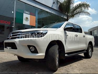 Foto venta Auto usado Toyota Hilux Cabina Doble Diesel 4X4 Aut (2018) color Blanco precio $535,000