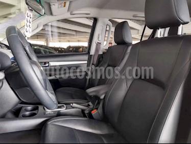 Foto venta Auto usado Toyota Hilux Cabina Doble Diesel 4X4 (2018) color Negro precio $498,000
