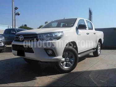 Foto venta Auto usado Toyota Hilux Cabina Doble SR (2019) color Blanco precio $374,500