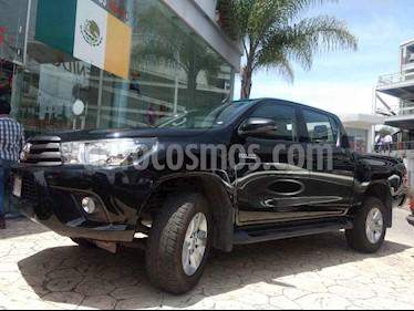 Foto venta Auto usado Toyota Hilux Cabina Doble SR (2019) color Negro precio $360,000