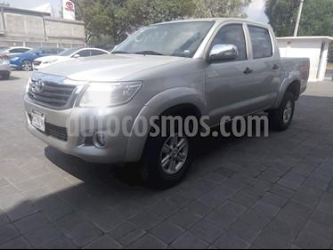 Foto venta Auto usado Toyota Hilux Cabina Doble SR (2014) color Dorado precio $220,000