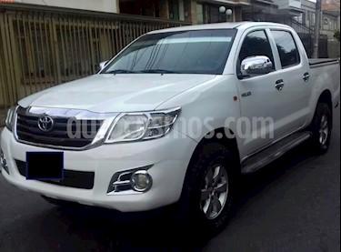 Foto venta Auto usado Toyota Hilux Cabina Doble (2012) color Blanco precio $340,000