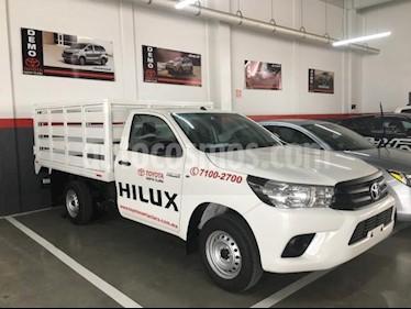 Foto venta Auto usado Toyota Hilux Cabina Doble (2019) color Blanco precio $312,500