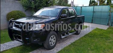 Foto venta Auto usado Toyota Hilux Cabina Doble  (2006) color Negro precio $148,000